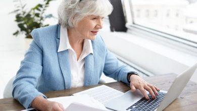 Trabajo personas mayores